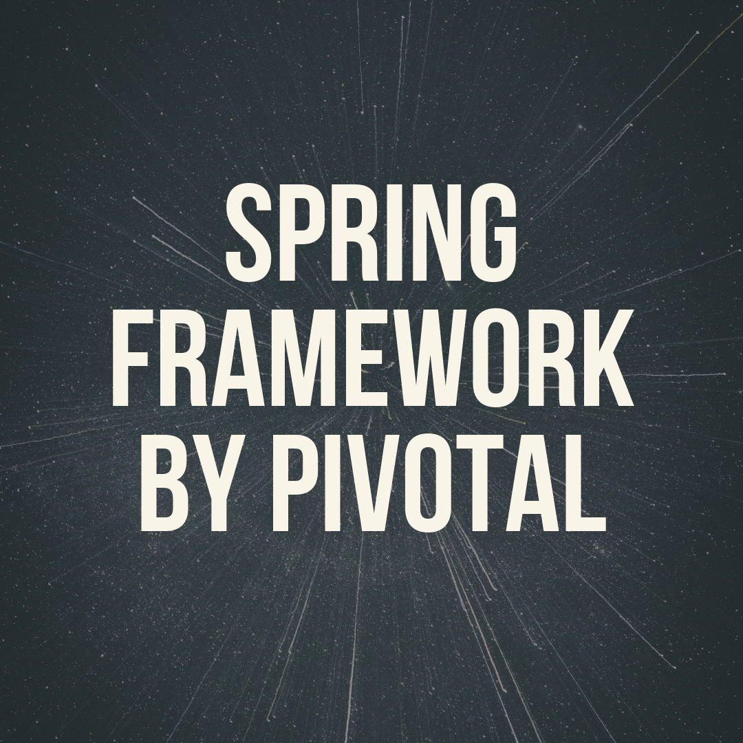 Pivotal Spring Framework Training Courses