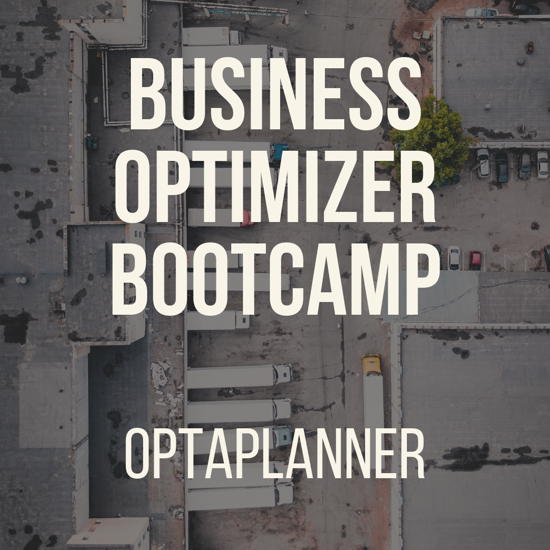 Business Optimizer (OptaPlanner) Bootcamp