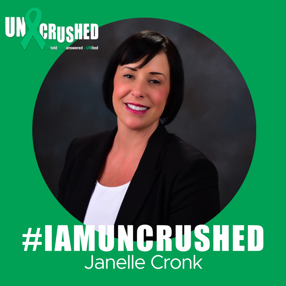JANELLE CRONK | HEAD OF PARTNERSHIPS & FUNDRAISING | CO-FOUNDER