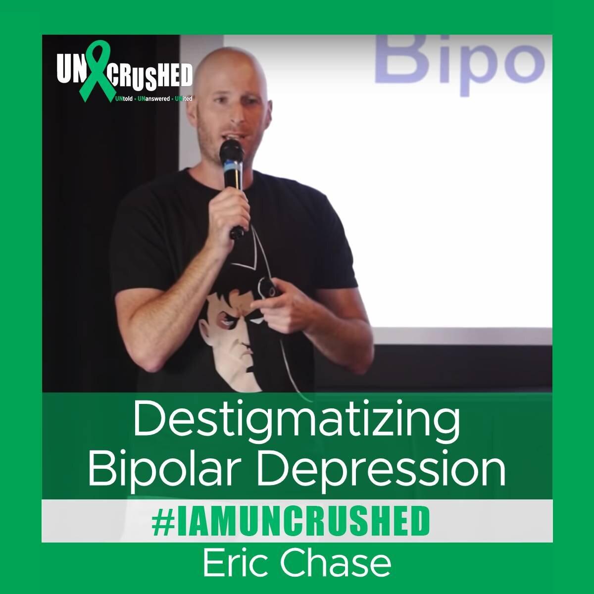 Read  Destigmatizing Bipolar Depression  by Eric Chase.