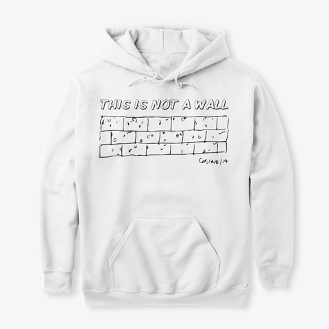 Cheese Apparel- THIS IS NOT A WALL