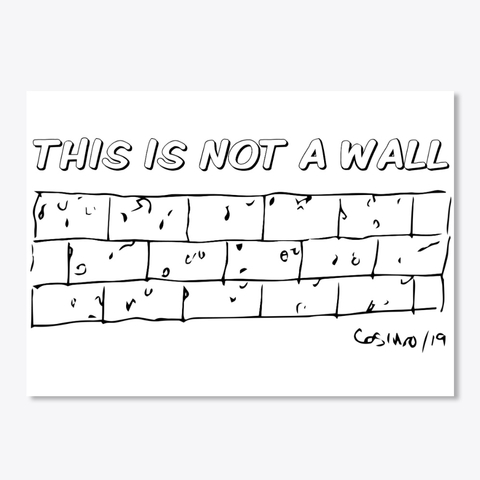 Cheese Sticker-THIS IS NOT A WALL