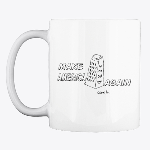 Cheese Home- MAKE AMERICA GRATER AGAIN