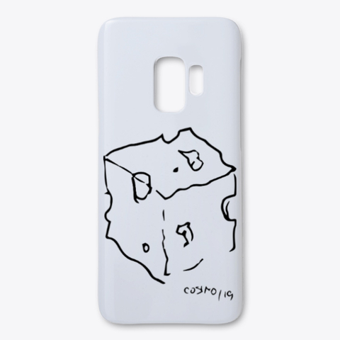 Cheese Accessories- CHEESY PHONE CASE