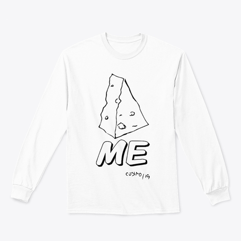 Cheese Apparel- CHEESE ME