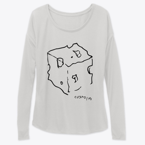 Cheese Apparel- CHEESE BLOCK WOMEN