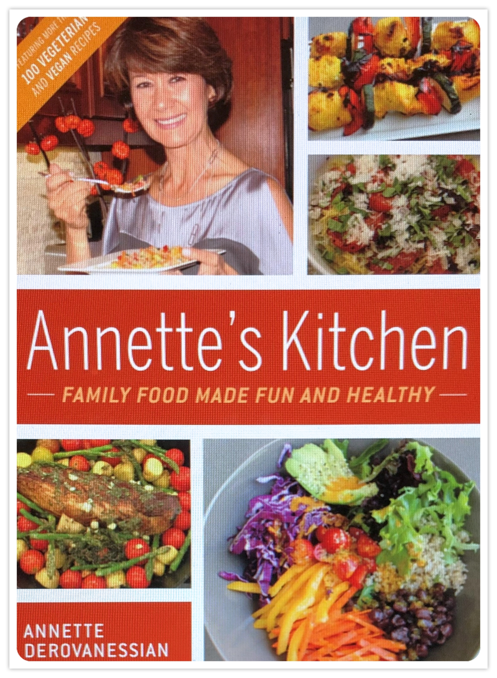 The Book - Looking for healthy and delicious recipes? Check out my cookbook!Read More…