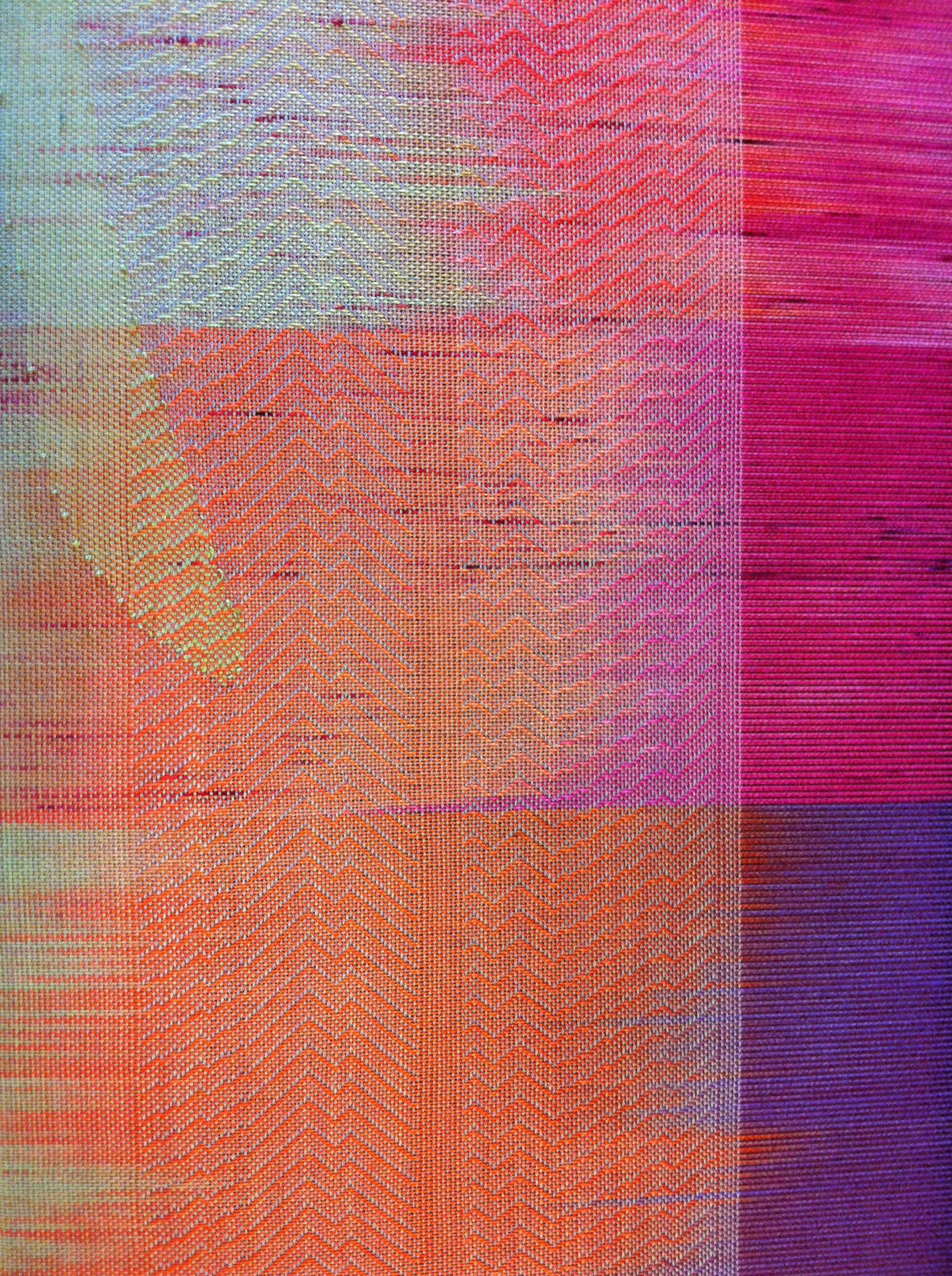 Sound + Silk project