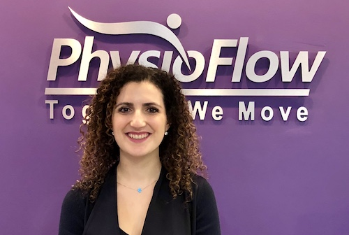MICHELLE ETROSMAN   Registered Physiotherapist