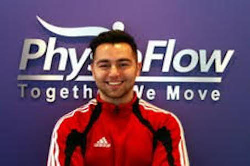 PEYMAN BEHESHTIPOUR   Fitness & Conditioning Coach
