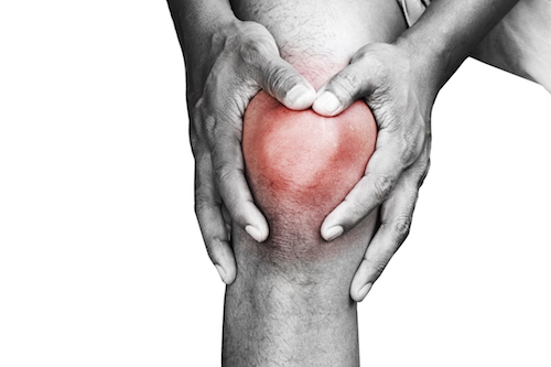 Knee pain can be caused by a sudden injury, an overuse injury, or by an underlying condition, such as arthritis. Treatment will vary depending on the cause. Symptoms of knee injury can include pain, swelling, and stiffness.