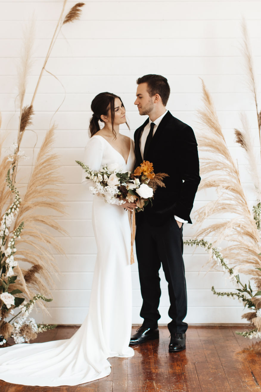 The Wedding Experience - Ivory and Oak Photography
