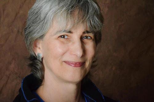 Portrait of Laura Seligman, artist