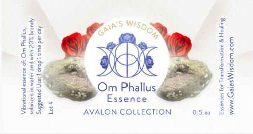 om phallus flower essence