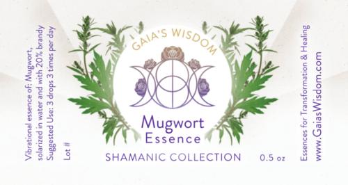 mugwort flower essence