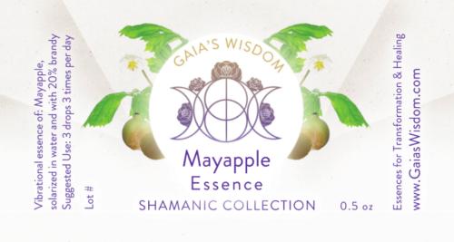 mayapple flower essence