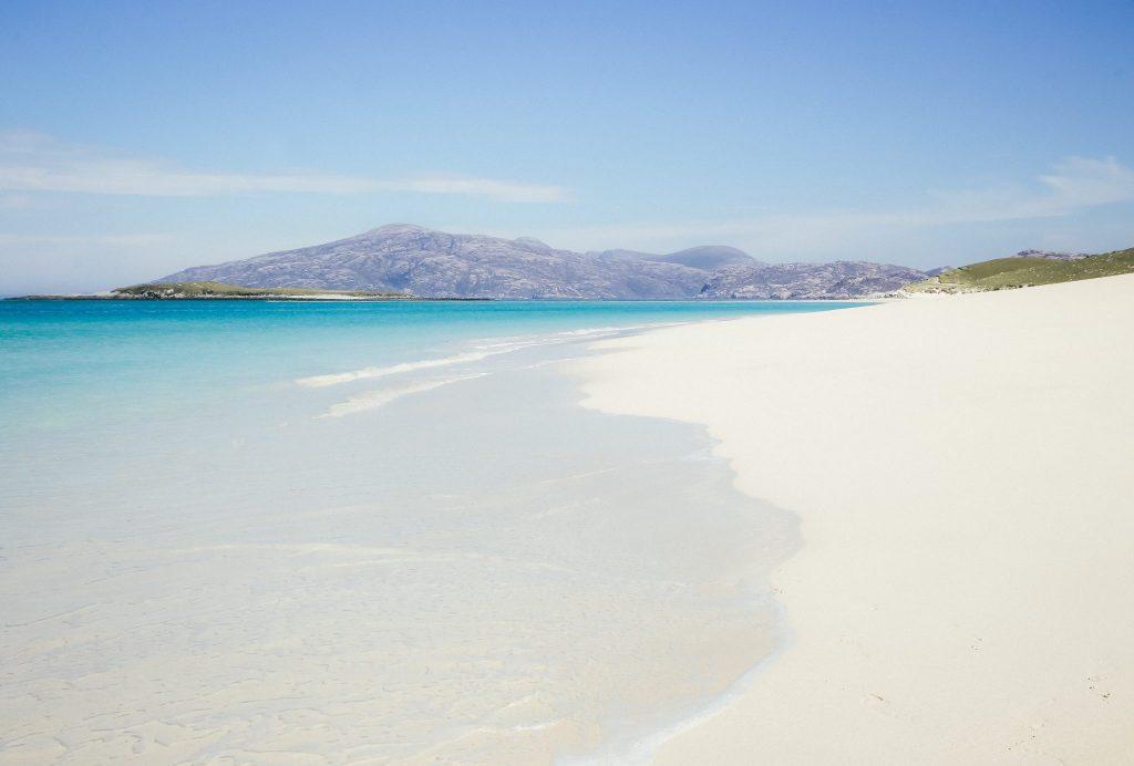 Tropical Paradise at Hushinish Beach, Harris ©  Kristy Ashton Photography