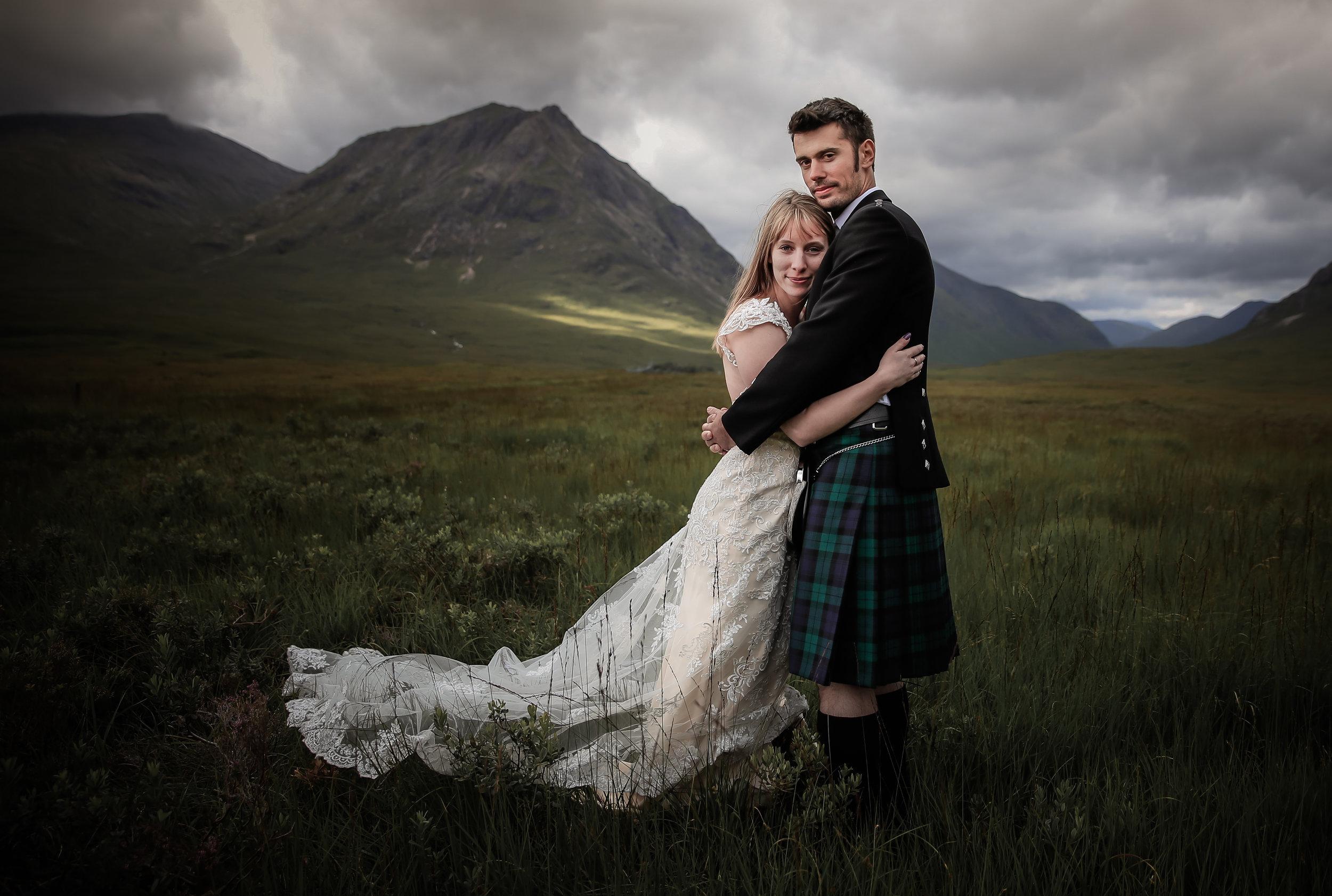 For the Love of the Highlands - Eirinn and Joe