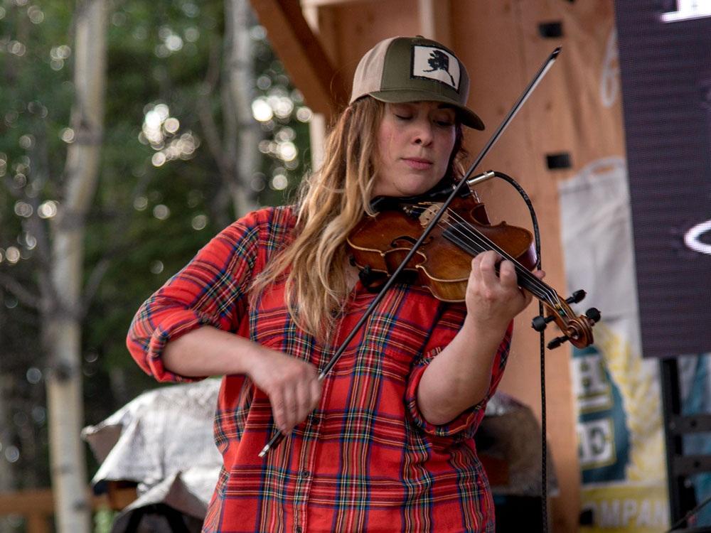 Nicole Campanale - Fiddle