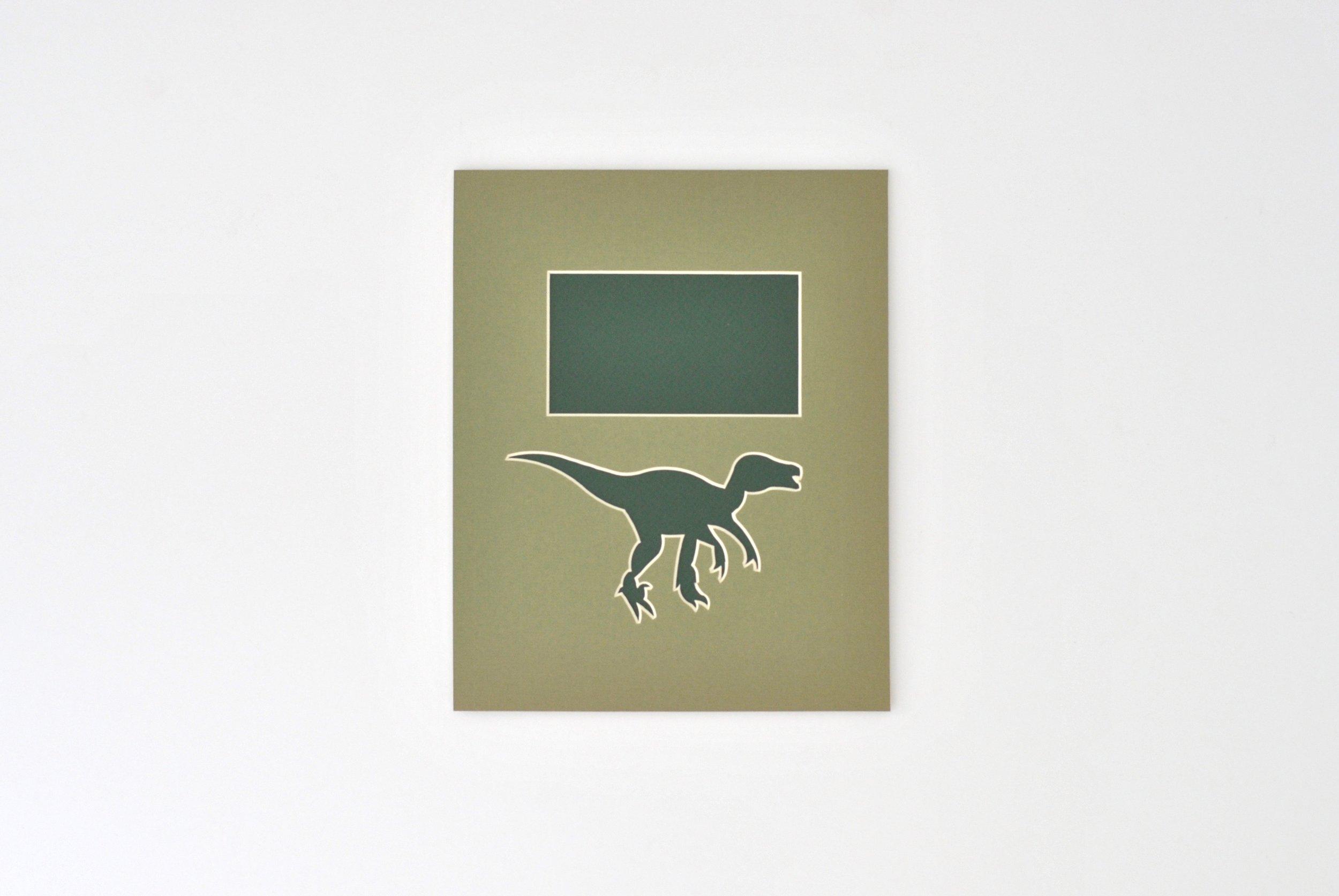 Dino 9 - Velociraptor