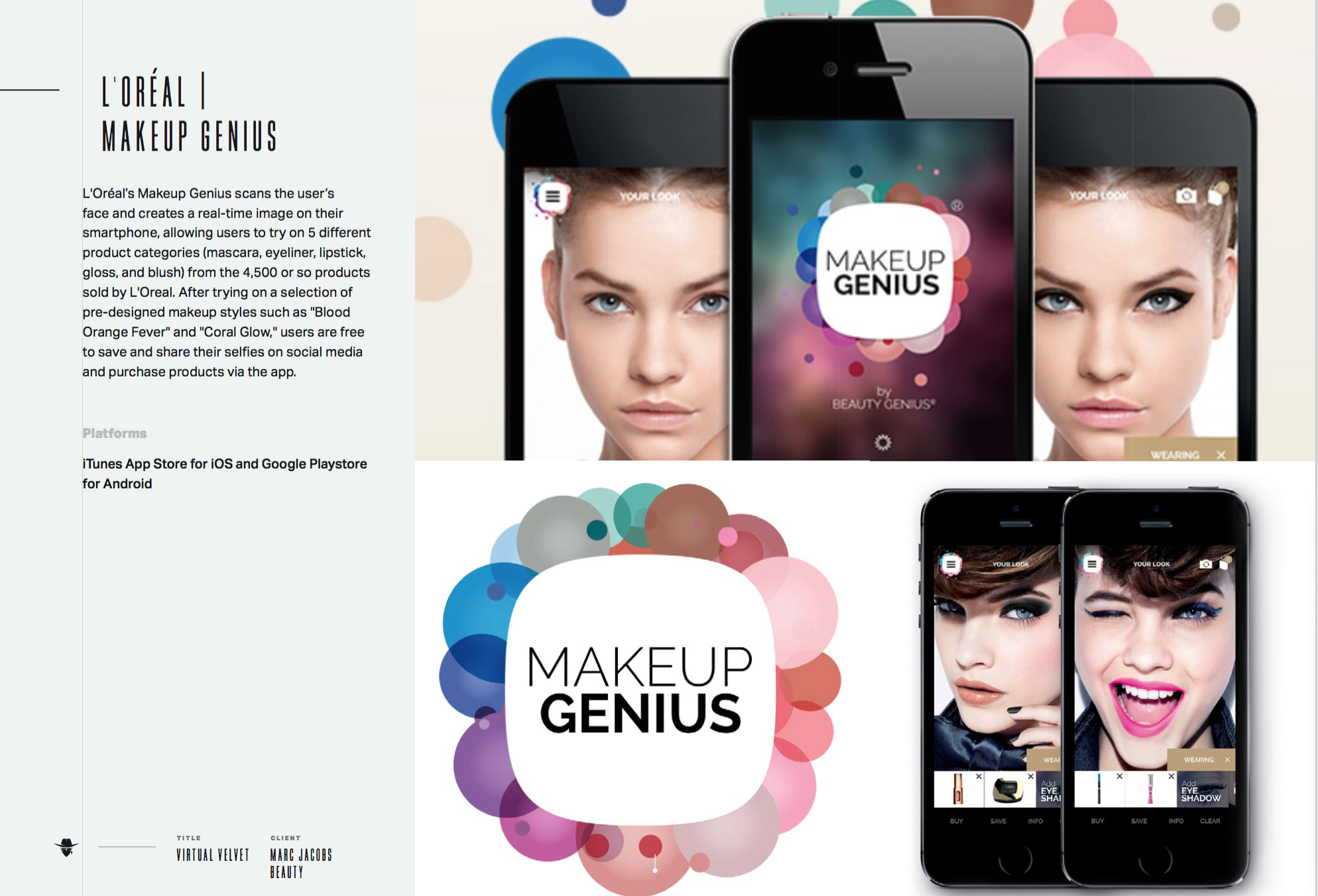 Makeup Genius App Android Saubhaya