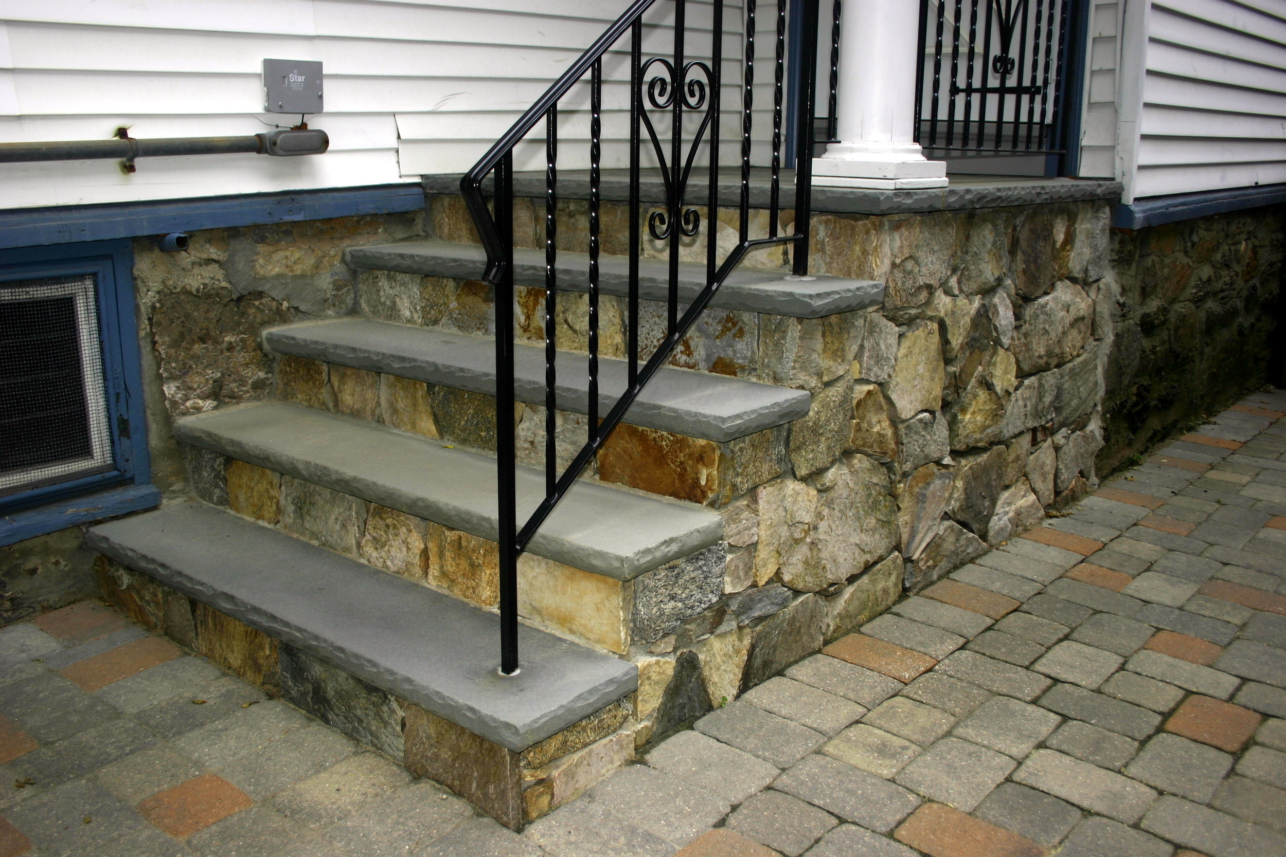 Top quality walkway pavers by Unilock in Lexington, MA