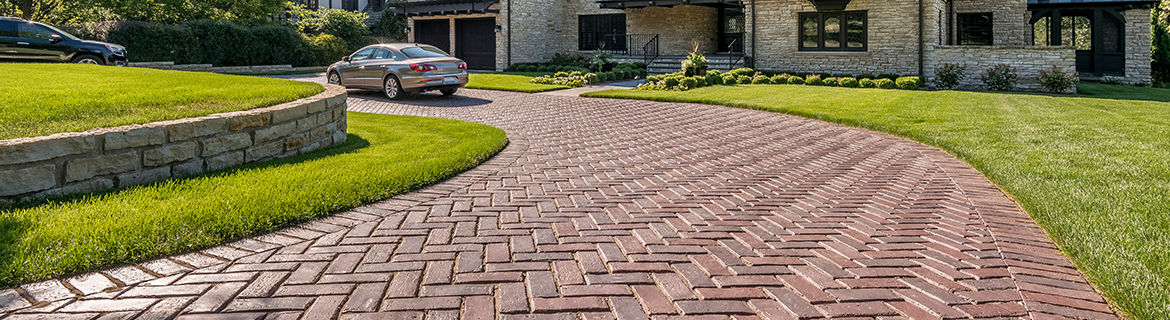 Unilock financing - stunning permeable pavers in Cambridge, MA