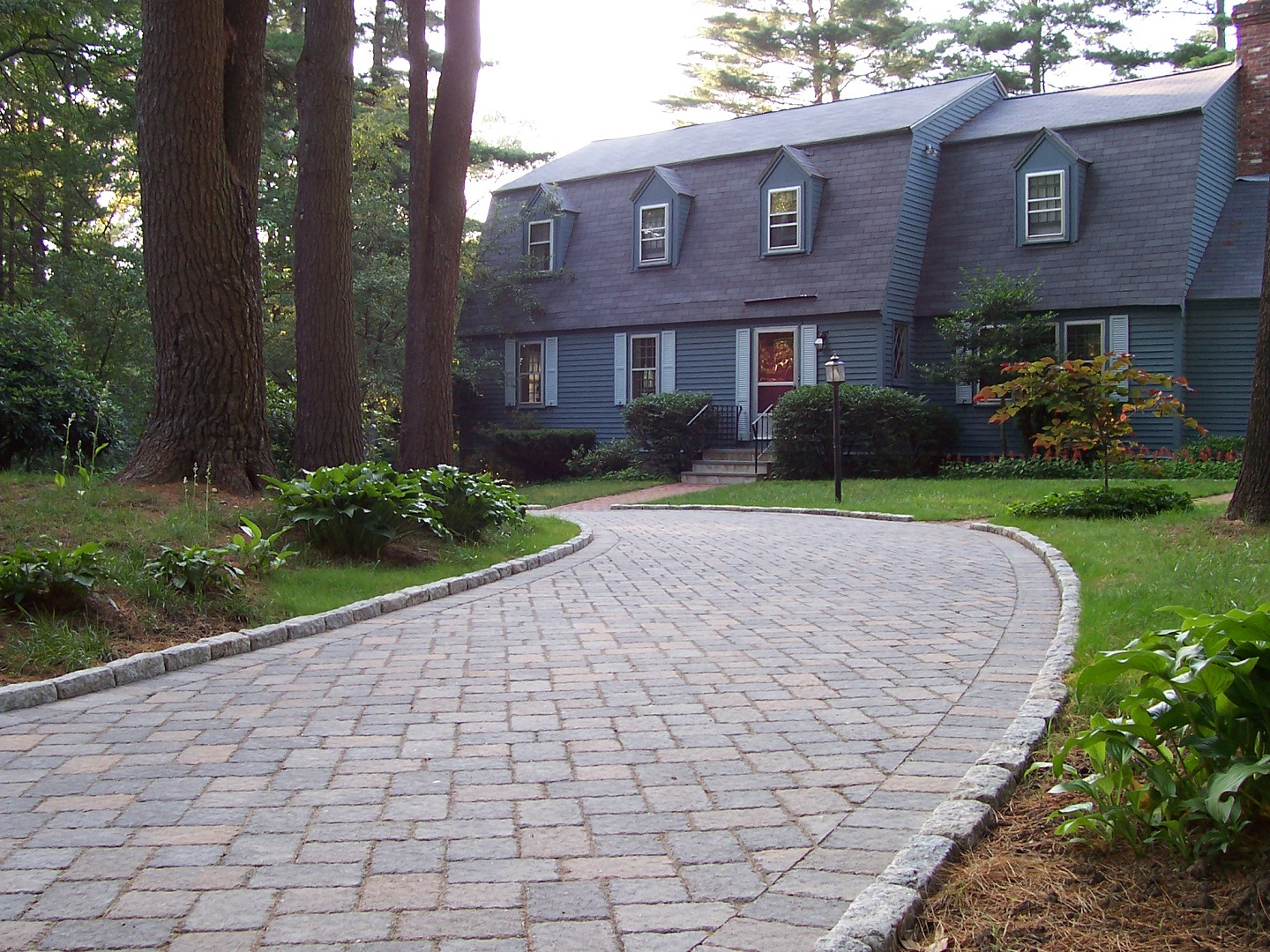 Stunning and durable driveway pavers in Cambridge, MA
