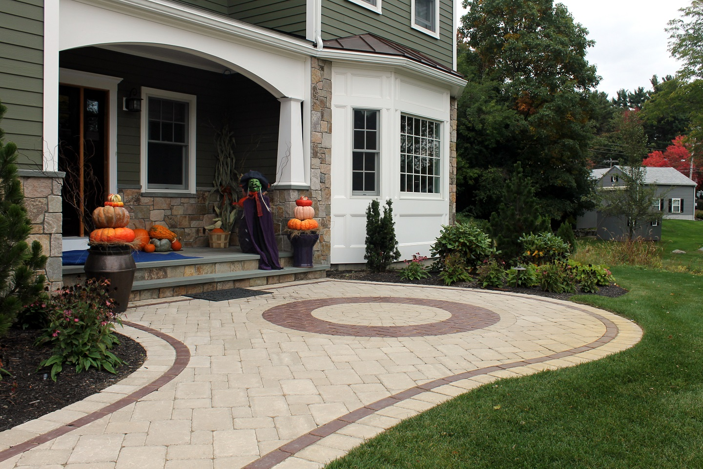 Stunning and durable walkway pavers in Cambridge, MA
