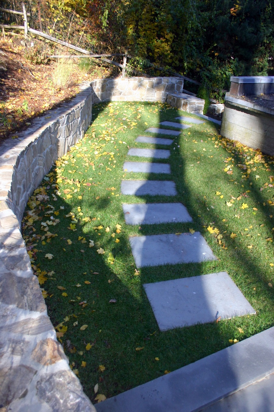 Top quality retaining wall and walkway pavers in Cambridge, MA
