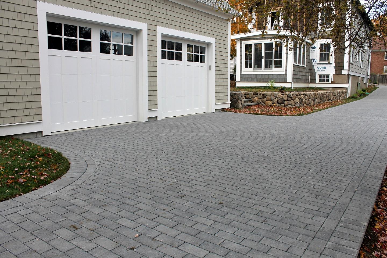 Arlington MA top quality driveway pavers