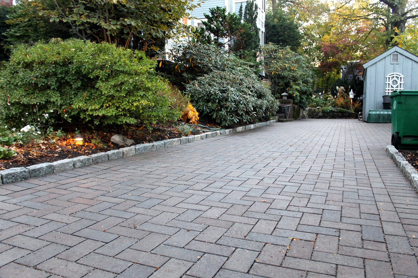 Wellesley, MA top quality driveway pavers