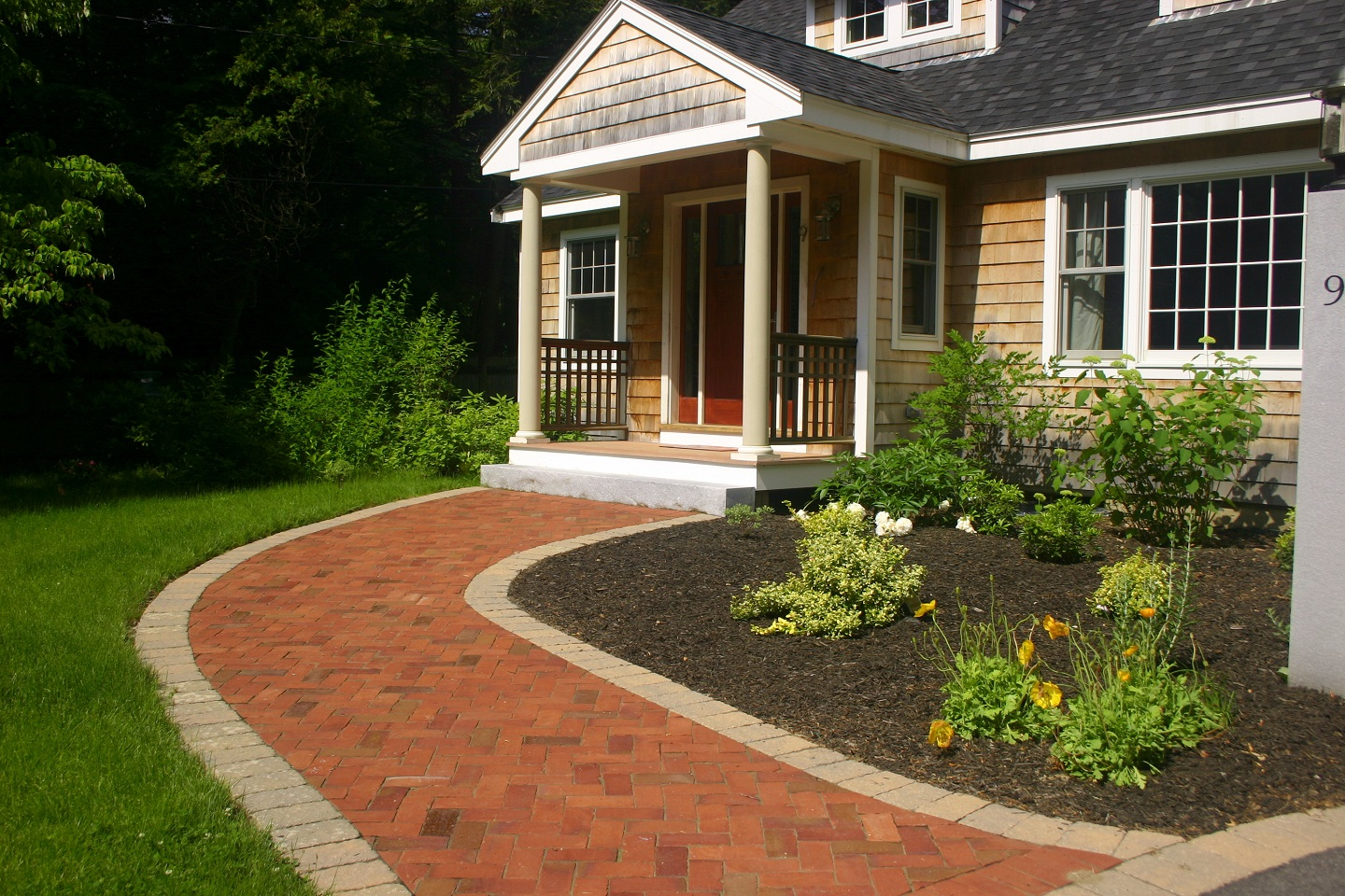 Driveway pavers and walkway pavers in Newton, MA