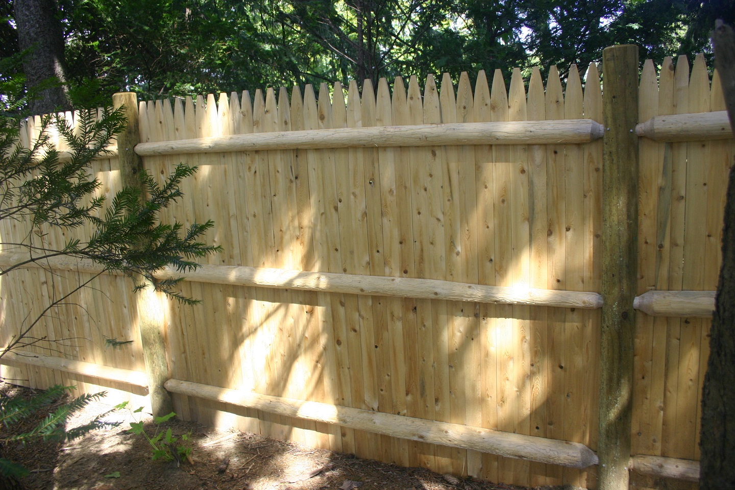 Landscapers near me in Brookline MA for fencing and railing