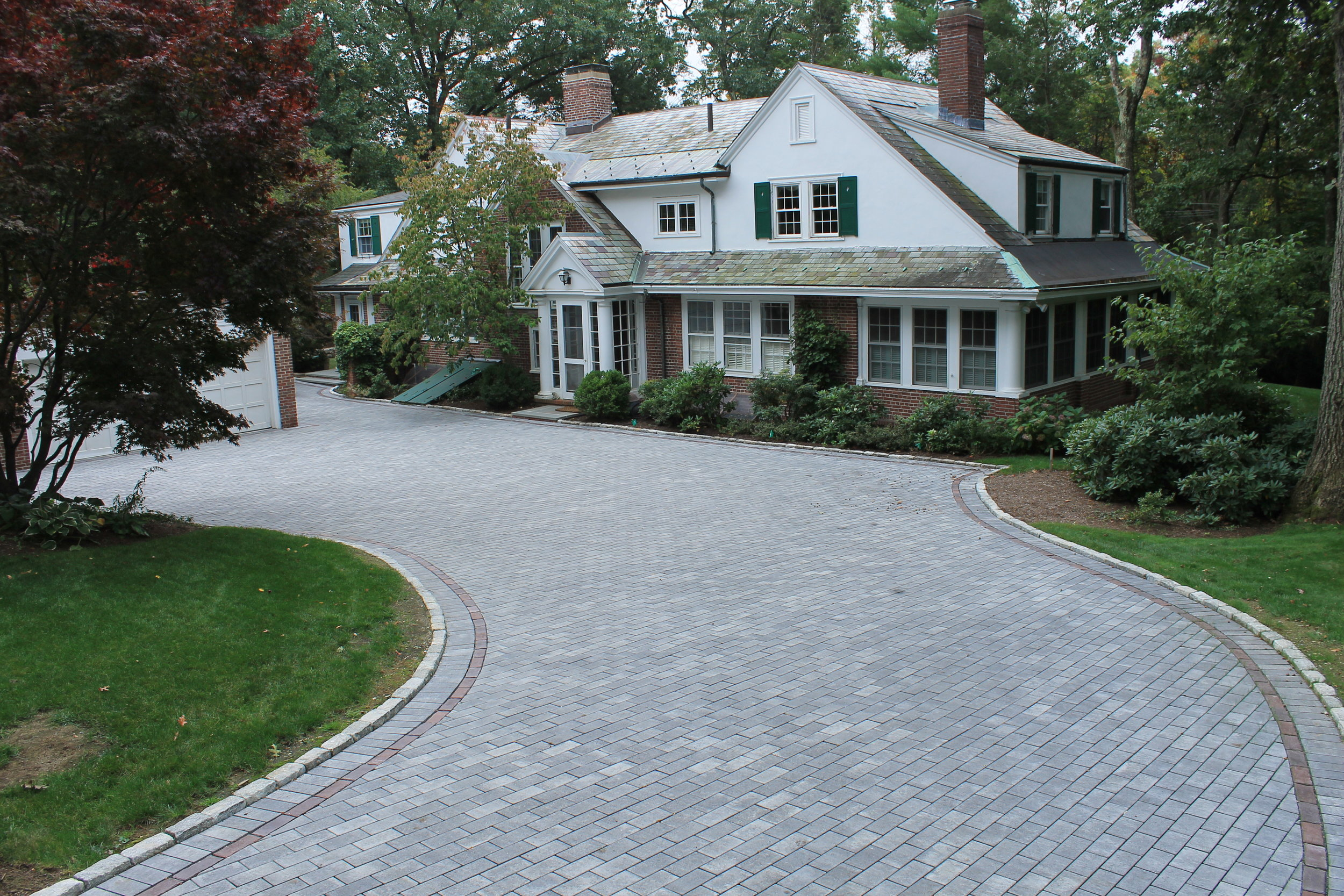Merge Style and Longevity With Concrete Driveway Pavers in Lexington, MA