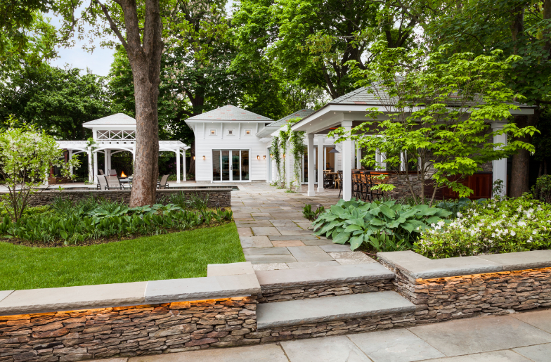 Why Landscape Design Is Important for Properties in Wellesley, MA