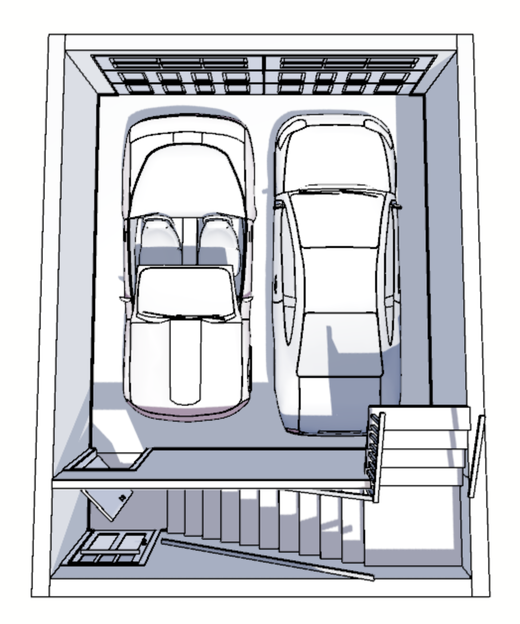 Garage Level