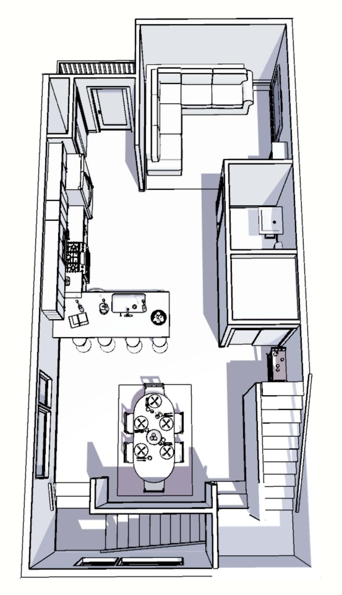 Kitchen Level