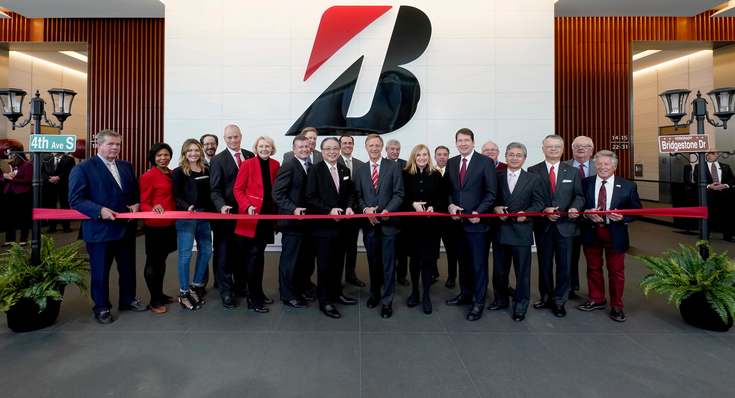 The Nashville Chamber of Commerce Ribbon Cutting