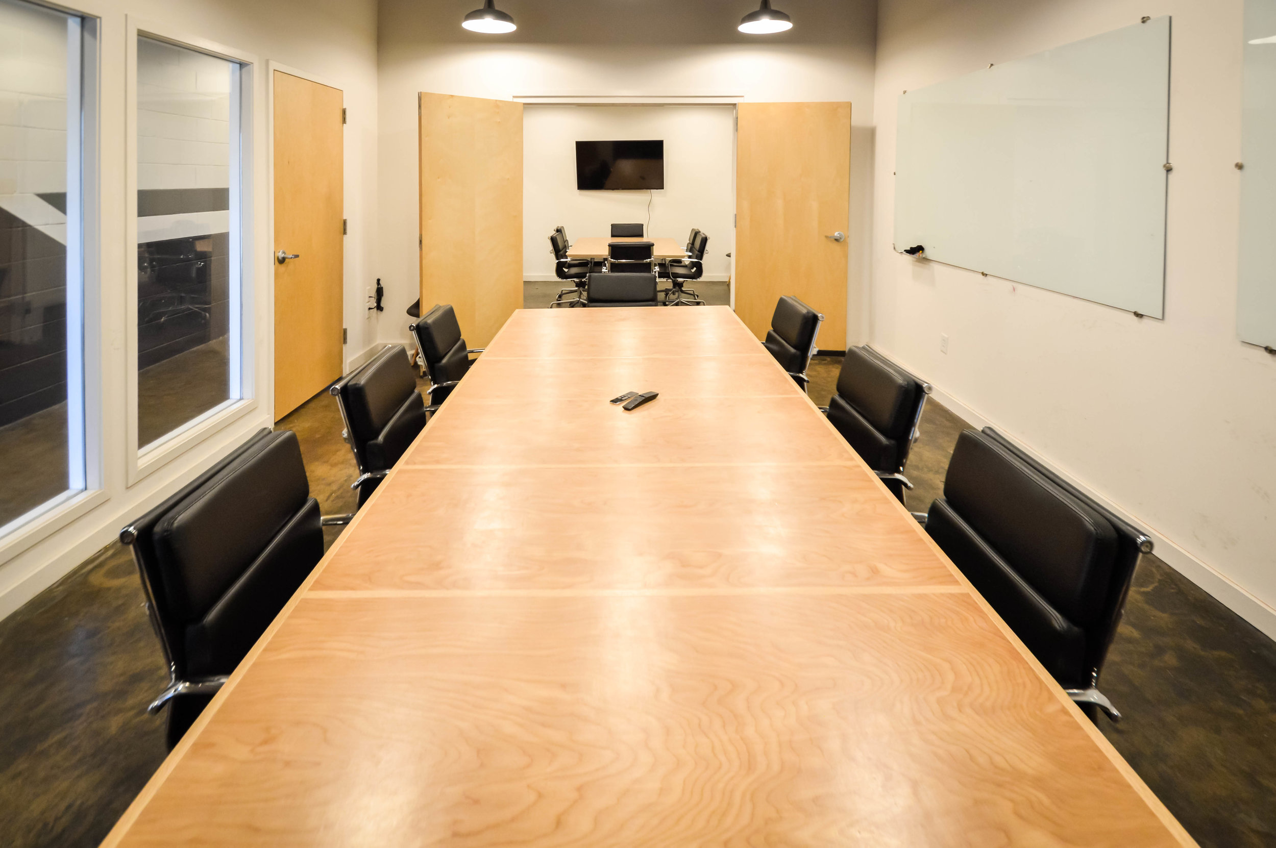 Conference Rooms at Sparkworks Union
