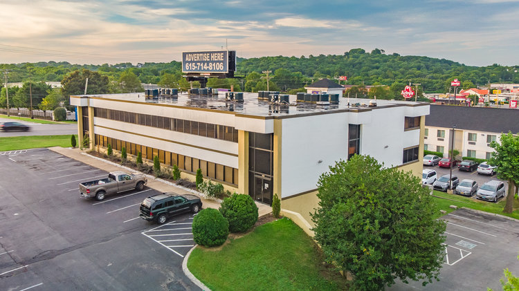 affordable office space for lease in east nashville at 3250 dickerson pike, office building for lease near Madison