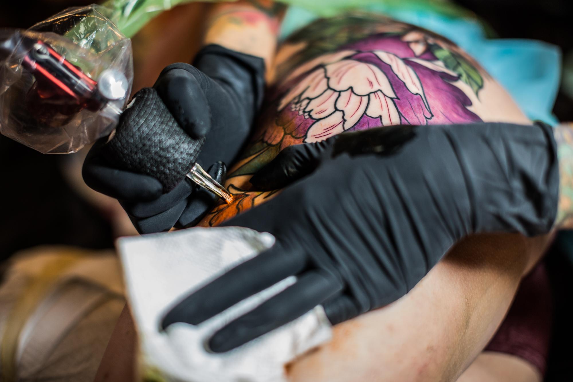 Safe House Tattoo Nashville