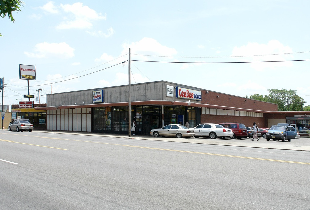 big box retail, flex for lease near downtown nashville at 105 lafayette with loading dock