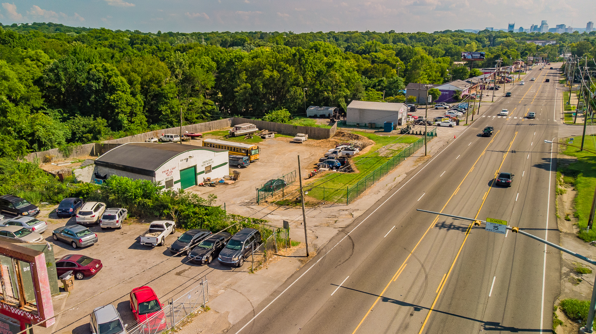 commercial building for lease on dickerson pike in nashville, office retail industrial property for lease in nashville