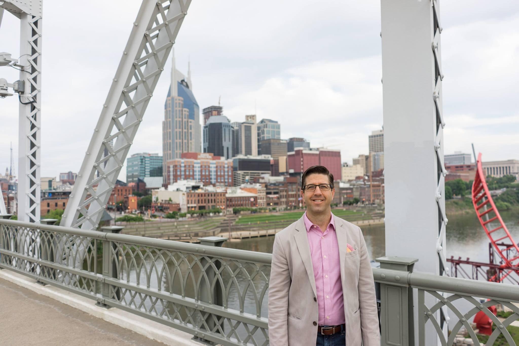 Billy Brown, Commercial Lending in Nashville, TN