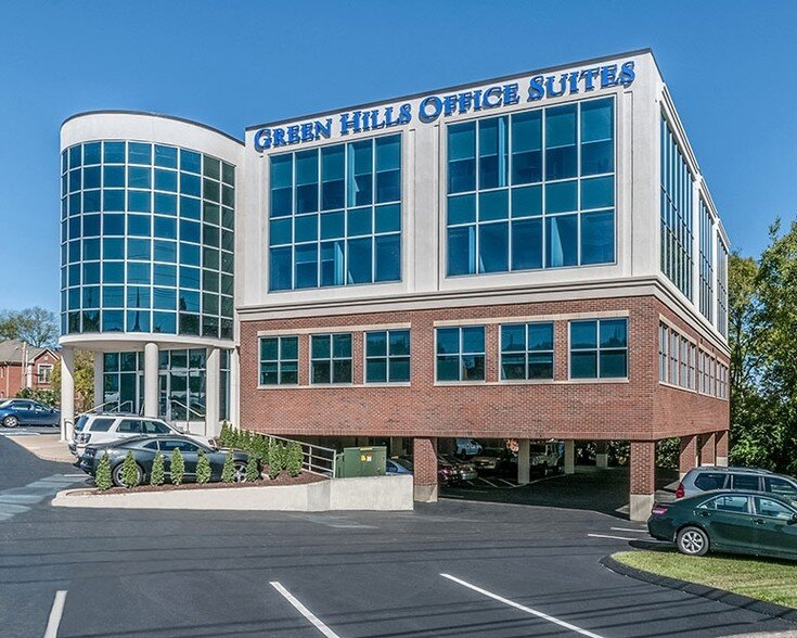 Green Hills Office Suites, Executive Office Suites for Lease in Green Hills, TN