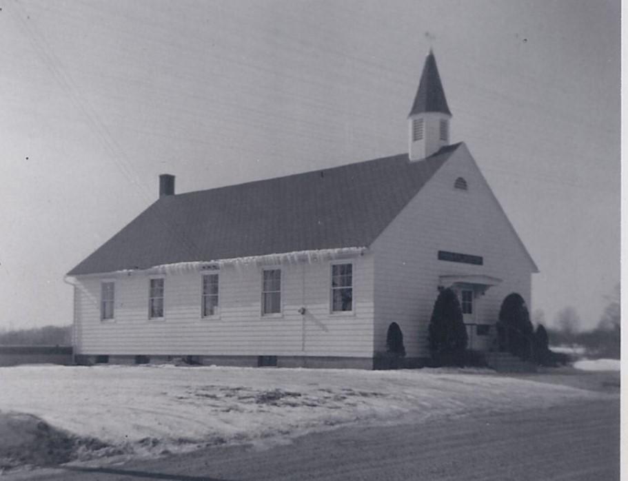 Hanley Chapel - 1949