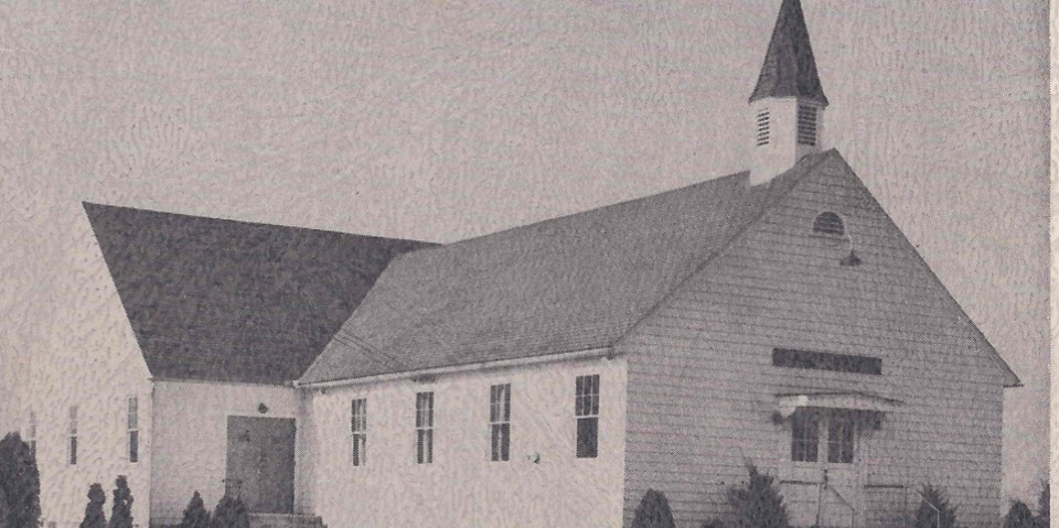 Hanley Chapel - 1957