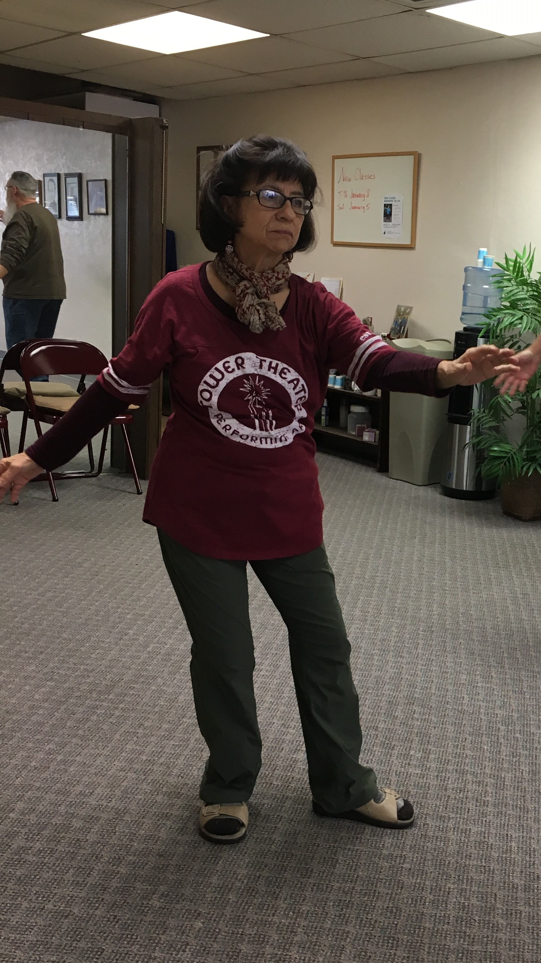 - What is Tai Chi?A way to improve balance, strengthen the body, and reduce stress