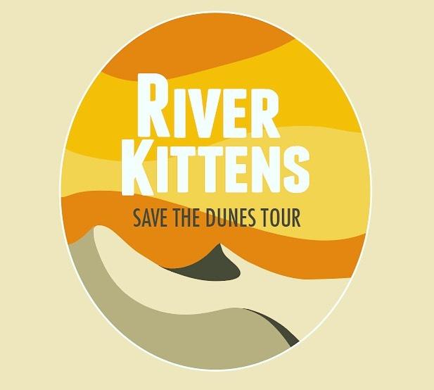 •May 29th @venicecafestl (STL) 9pm •May 30th @brew2doorsdown (CLINTON, Il ) 5pm •June 1st @savethedunes (MICHIGAN CITY, IN) 4pm  #savethedunes #riverkittens #allievogler #mattieschell #riverkittensroadtrip #clintonillinois #michigancity